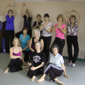 St Thomas United Church NW Calgary - AM Fitness group